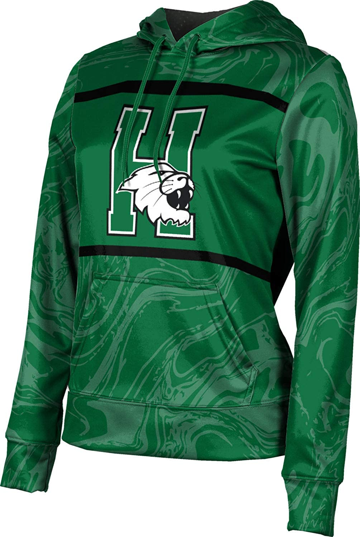 William Henry Harrison High School Girls' Pullover Hoodie, School Spirit Sweatshirt (Ripple)