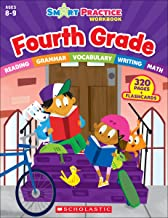 Smart Practice Workbook: Fourth Grade PDF