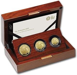 britannia gold proof coin sets