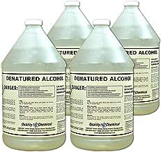Denatured Alcohol 190-4 Gallon case