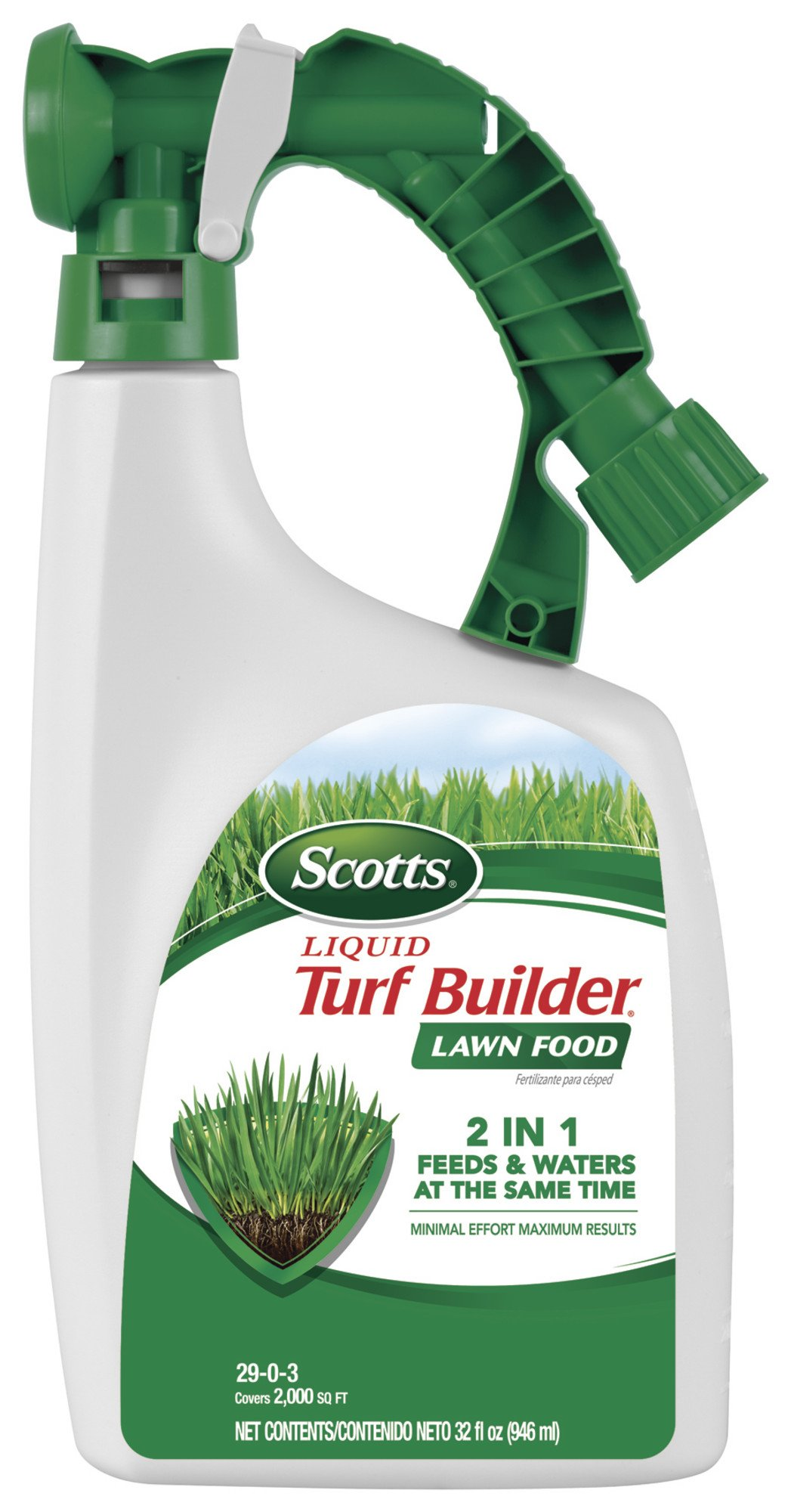 Scotts 5420406 Liquid Builder Fertilizer