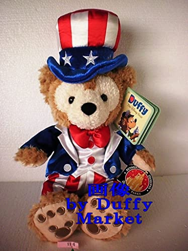 la red entera más baja Independence Day 2011 limited Uncle Sam Duffy WDW America America America Limited Disney World (japan import)  tomamos a los clientes como nuestro dios