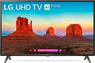 LG Electronics 43UK6300PUE 43-Inch 4K Ultra HD Smart LED TV (2018 Model) (Renewed)