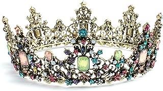 Best crystal crown wedding Reviews