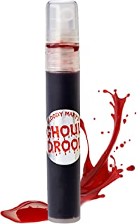 Bloody Mary Professional Fake Stage Blood Makeup .25 oz