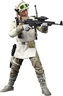 Star Wars The Black Series Rebel Trooper (Hoth) Toy 6-Inch Scale Star Wars: The Empire Strikes Back Collectible Figure, Ki...
