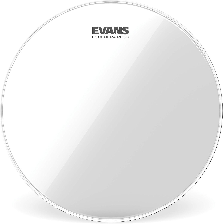 Evans Genera Resonant Drum Head 15 Store Max 57% OFF Inch
