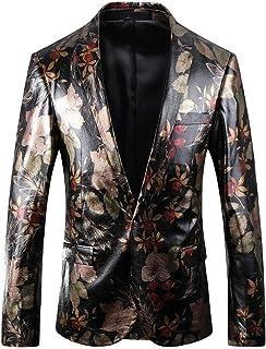 Amazon.es: flores estampado - Chaquetas de traje y ...