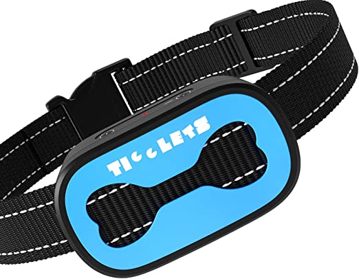 Tigglets Original Dog Bark Collar