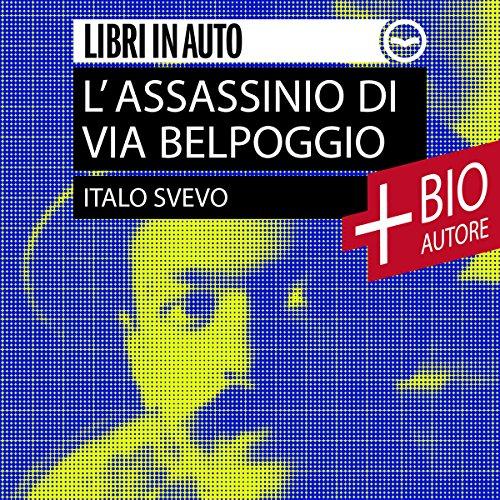 L'assassinio di Via Belpoggio cover art