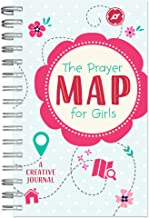 The Prayer Map for Girls: A Creative Journal (Faith Maps)