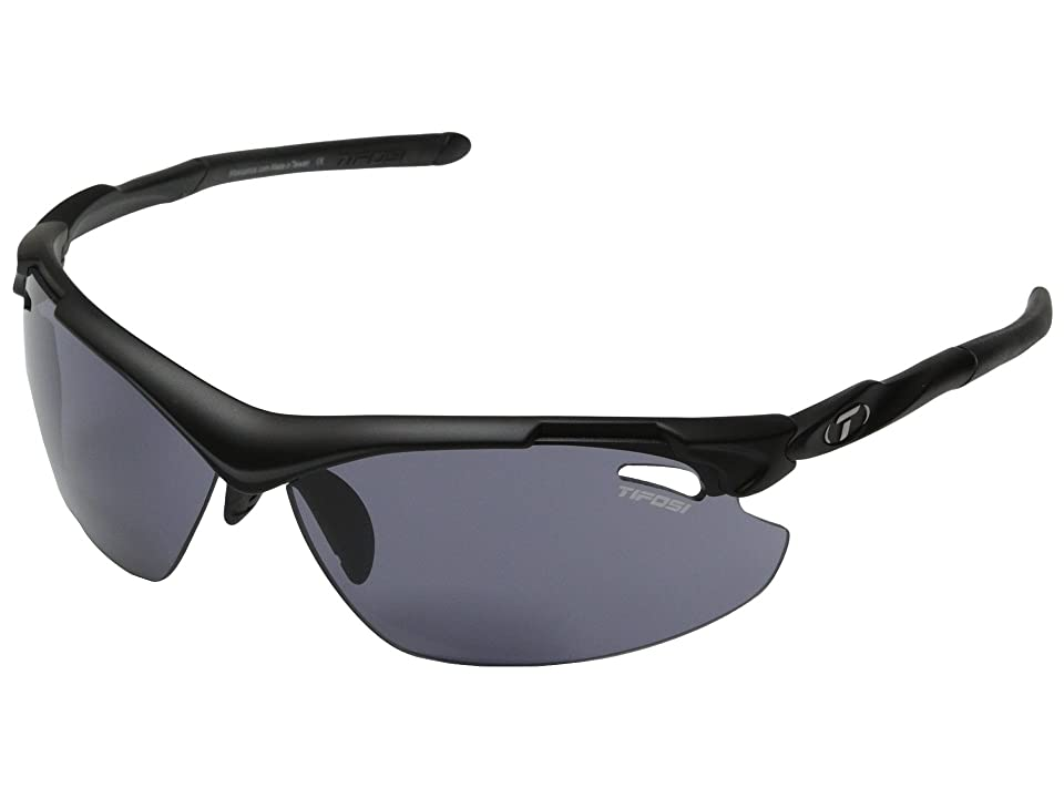 Tifosi Optics Tyranttm 2.0 Reader (Matte Black/Smoke Reader/+1.5) Athletic Performance Sport Sunglasses