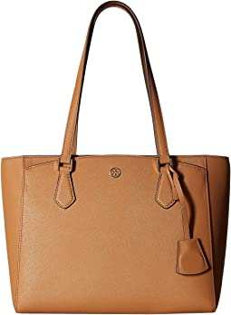 96584f17a3c Tory Burch. Robinson Small Tote.  298.00. 5Rated 5 stars5Rated 5 stars.  Cardamom