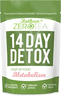 detox tea for weight loss by FATBOM