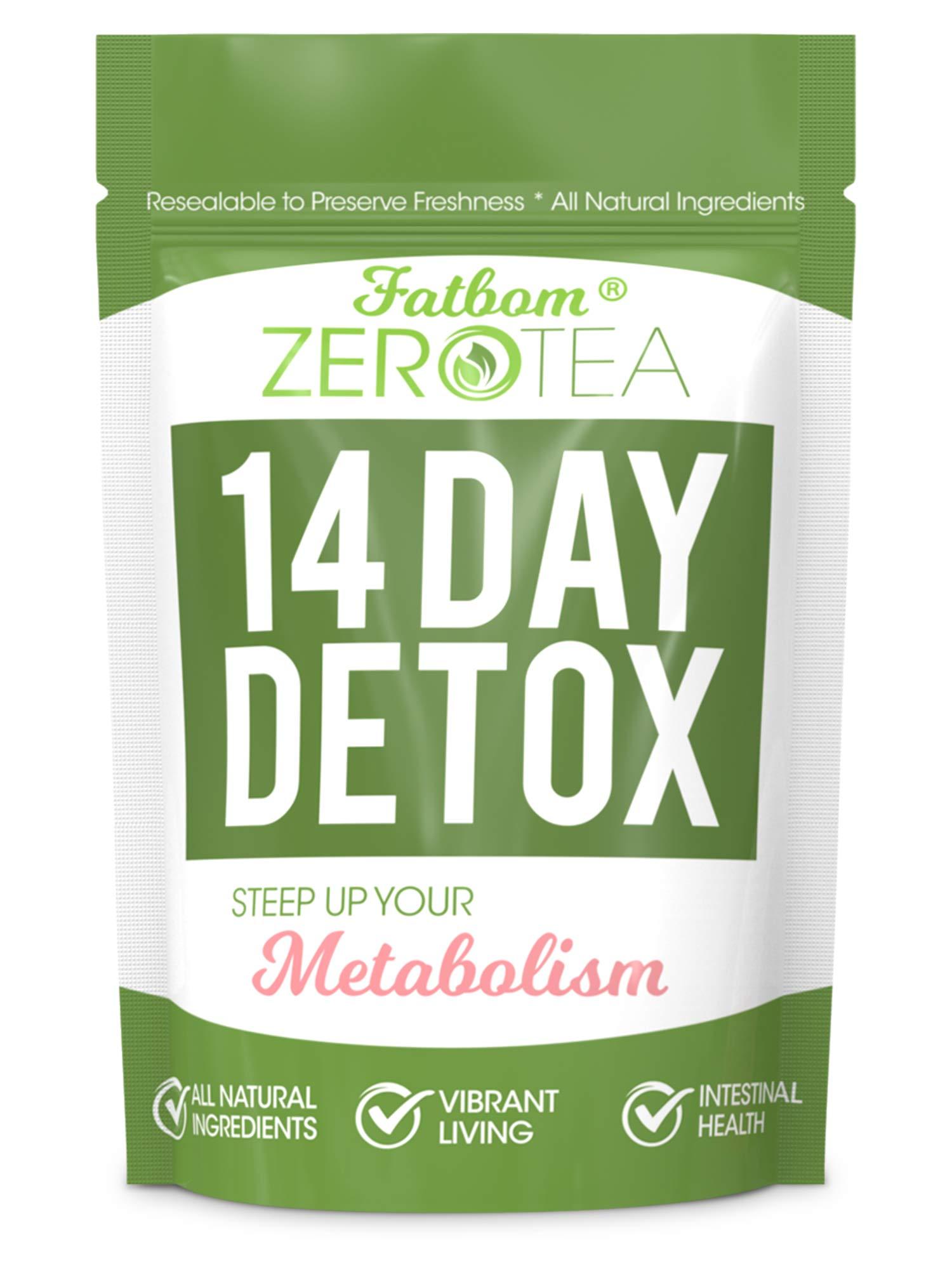 Zero Tea Weight Teatox Cleanse