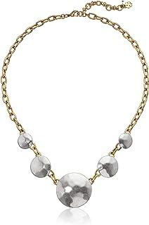 Lucky Brand Women's Coin Collar Necklace