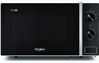 Whirlpool MWP 101 W Horno de microondas, 20 litros, blanco, potencia microondas 700 W