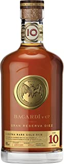 BACARDI Gran Reserva DIEZ Rum 10 Jahre 1 x 0,7 l