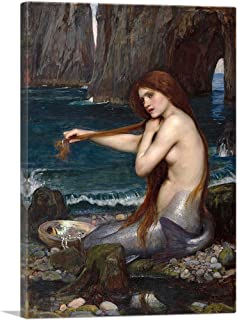 Best john william waterhouse mermaid Reviews