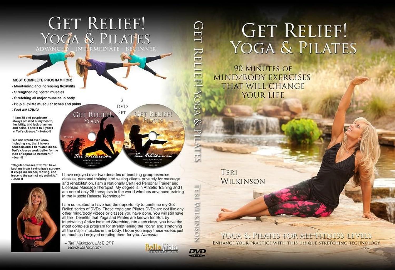 Get Relief  Yoga & Pilates
