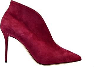 NINALILOU Luxury Fashion Womens 292535 Fuchsia Pumps | Fall Winter 19