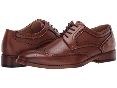 Kenneth Cole Reaction Blake Lace-Up WT (Cognac) Men