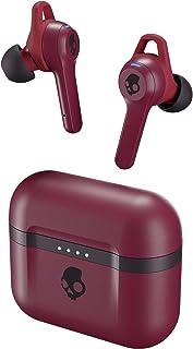 Skullcandy Indy Evo True Wireless In-Ear Earbud - Deep Red