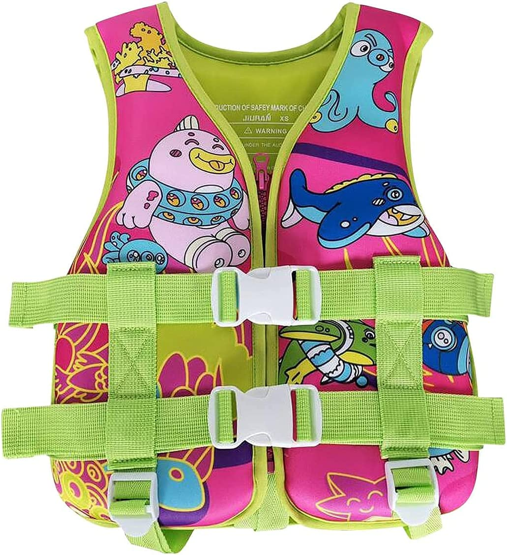DLRBDMM Kids Life Jacket Youth Swimwear Swimsuit Cheap SALE Limited time trial price Start Safety Swimming