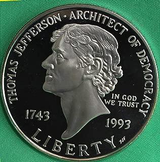 thomas jefferson gold coin