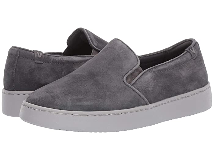 VIONIC  Avery Pro Suede (Charcoal) Womens  Shoes