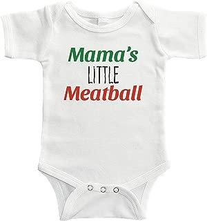 Mama's Little Meatball Bodysuit