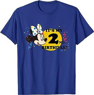 Disney Minnie Mouse 2nd Birthday T-Shirt