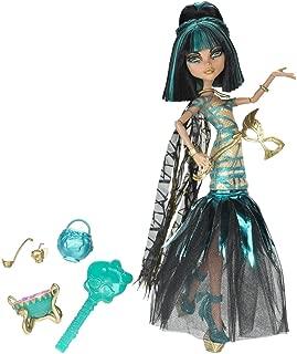 Monster High Ghouls Rule Cleo De Nile Doll