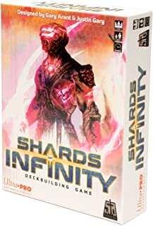 Ultra Pro Board Games Shards of Infinity Deckbuilding Game