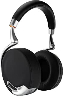 Parrot Zik Wireless Noise Cancelling Headphones with Touch Control - Black Gold