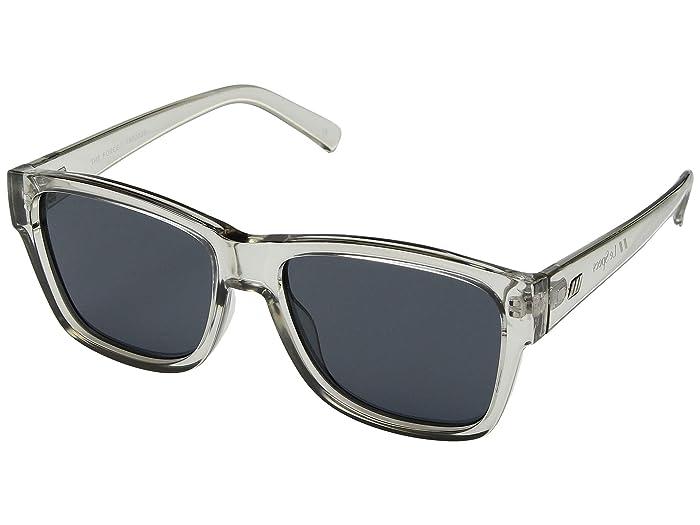 Le Specs The Force (Pewter/Smoke Mono) Fashion Sunglasses