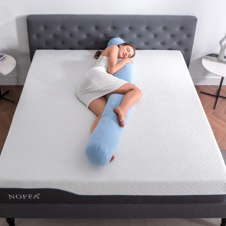 NOFFA Full Body Pillow, Pregnancy Long