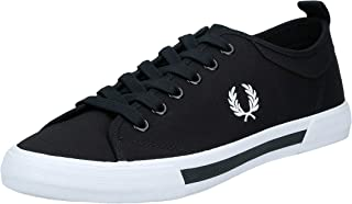 Fred Perry Men's Horton Canvas Sneaker