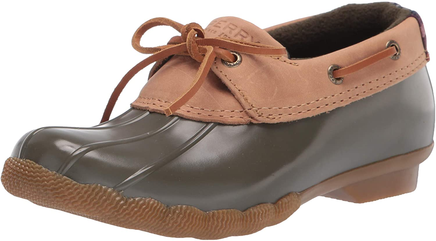 Sperry Ranking TOP9 Women's Ranking integrated 1st place Saltwater 1-Eye Boot Rain