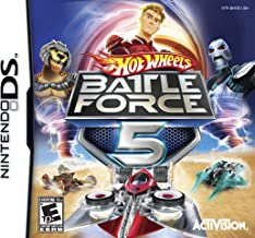 Hot Wheels: Battle Force 5 - Nintendo DS