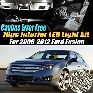 Best 2014 ford fusion interior lights Reviews