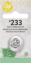 Wilton 418-233 Multi Opening Piping Tip #233
