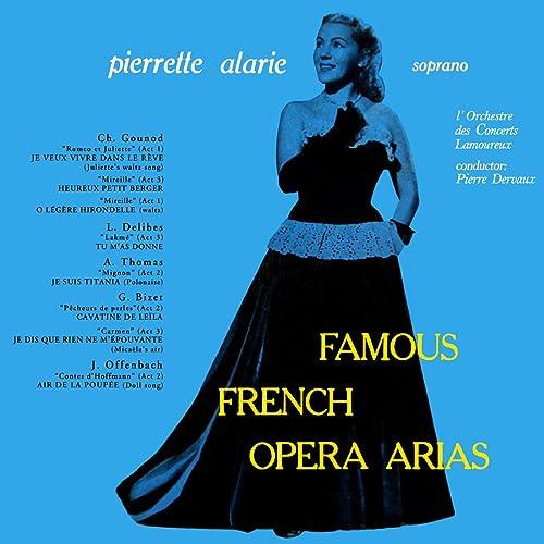 c510d9f324d41 Romeo et Juliette: Act I - Je Veux Vivre Dans Le Reve by Pierrette ...