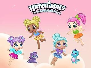 Hatchimals: Adventures in Hatchtopia