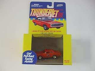 Johnny Lightning ThunderJet 500 - HO Scale - Pull Back Action Ford Fairlane RED
