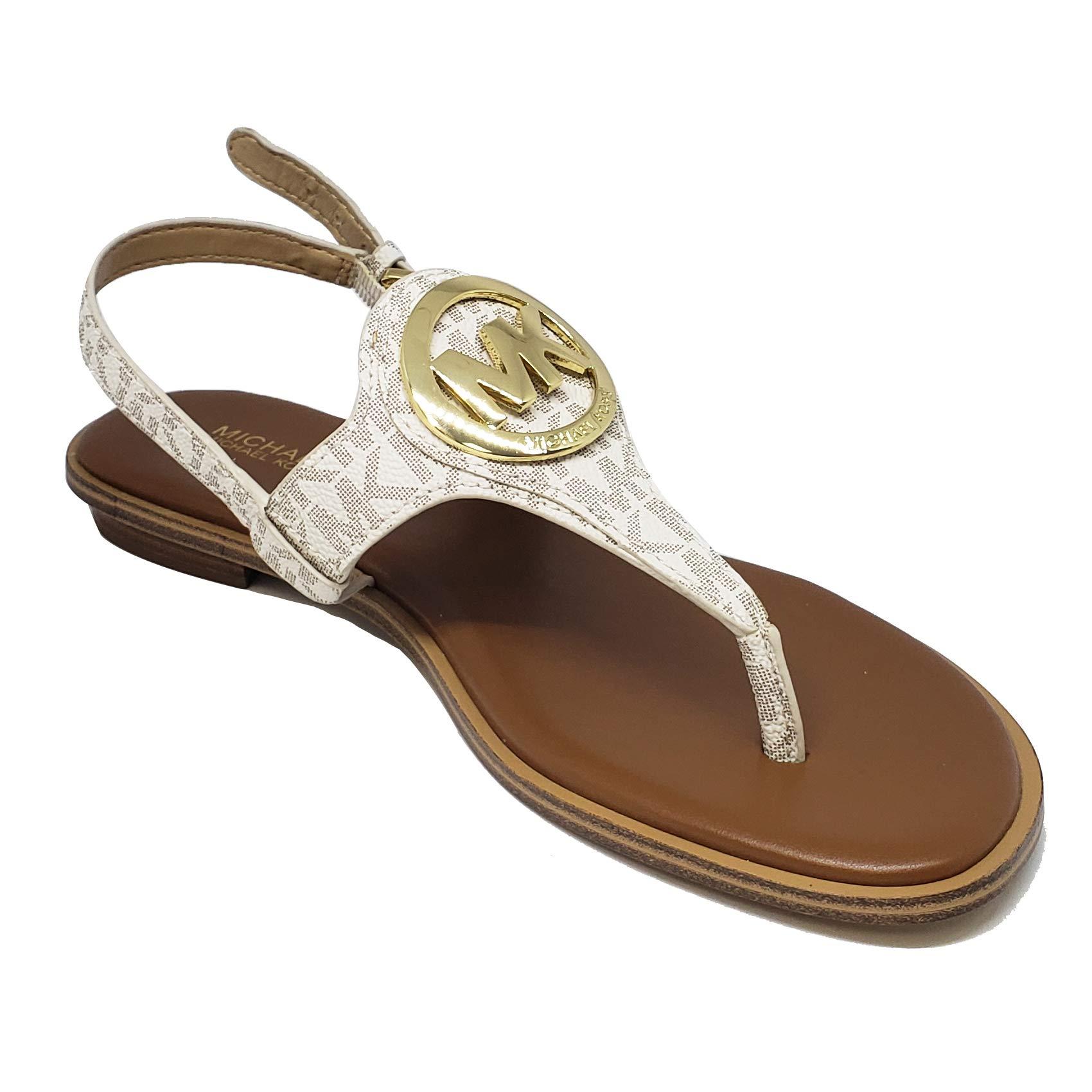 Michael Kors Aubrey Charm Thong Sandals