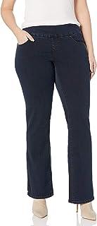 Jag Jeans Women's Plus-Size WM Paley Boot, Indigo