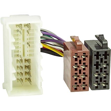 Tomzz Audio 7019 002 Radio Adapter Kabel Kompatibel Mit Elektronik