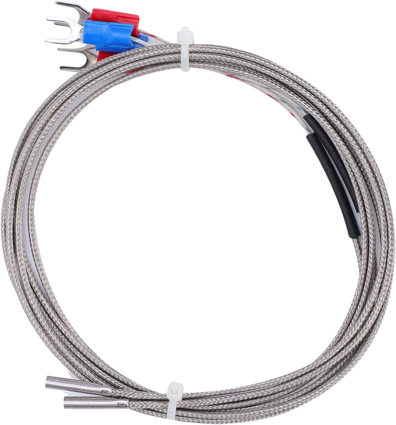 Sacramento Mall 4PCS K‑Type Thermocouple Printer Te Accessories Thermistor Challenge the lowest price of Japan