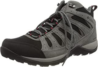 Columbia Men's Redmond V2 Mid Wp Hiking Shoe